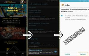 Download Joker Gaming Apk