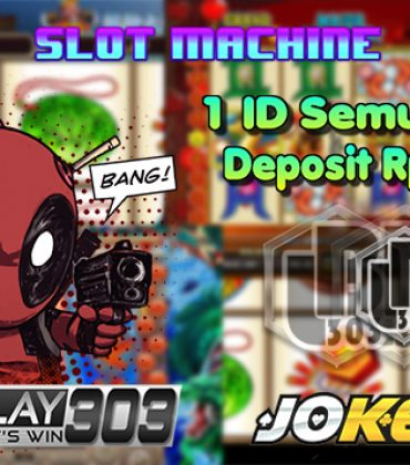 Website LetsPlay303 Game Judi Slot Joker123 Termurah